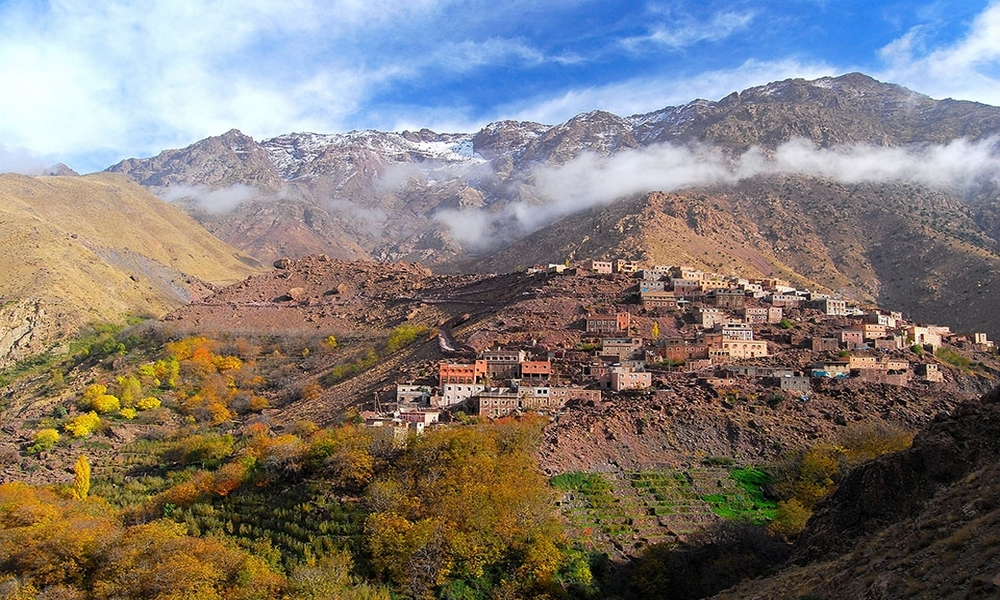 8 days luxury trip in atlas mountain from marrakech