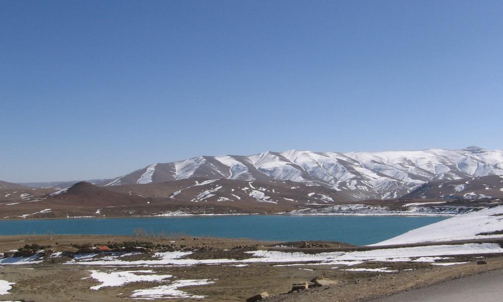 Lake Tislit