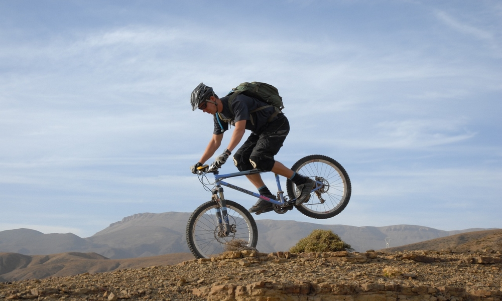 8 days mountain biking in atlas mountains from marrakech