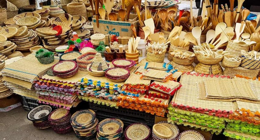 Shopping-in-Morocco