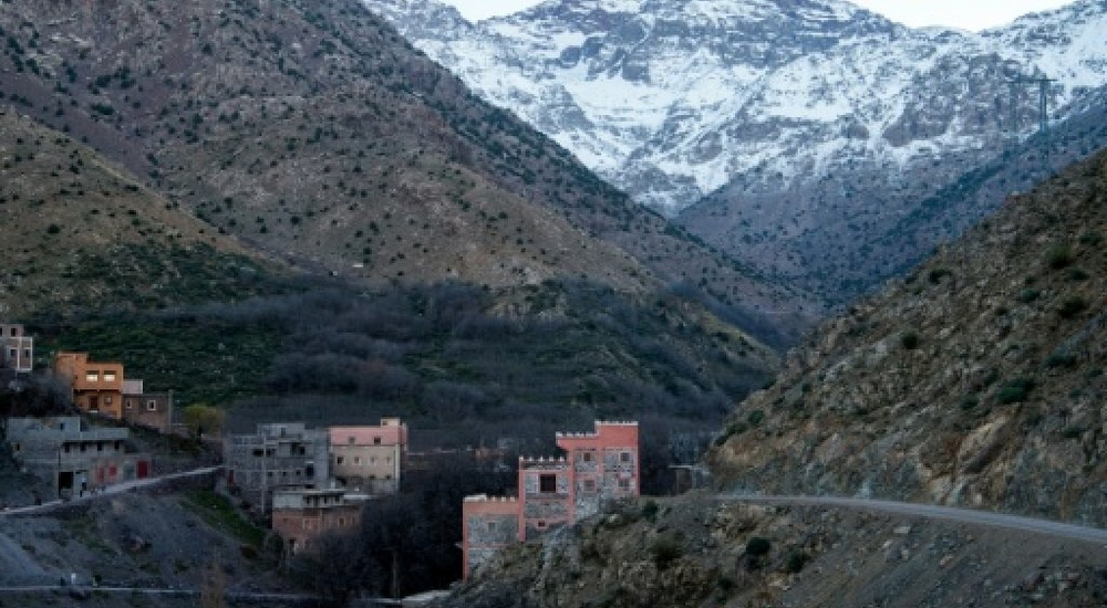 Day Trip Atlas Mountains Imlil