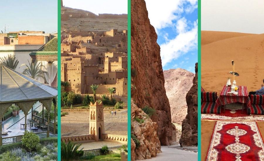 top morocco private tours