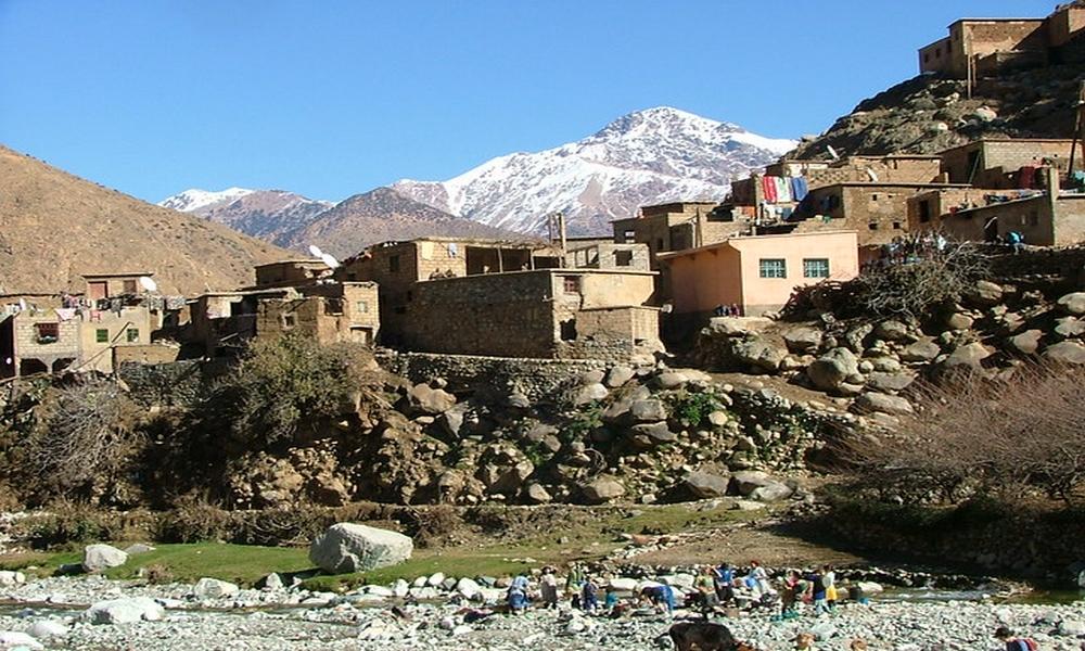 Agadir n'ait Boulmane