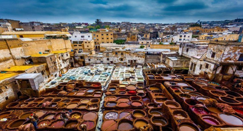 Moroccan - Medina the old city