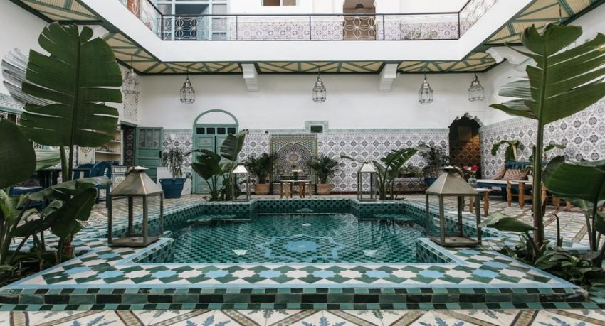 Riad-in-Marrakech
