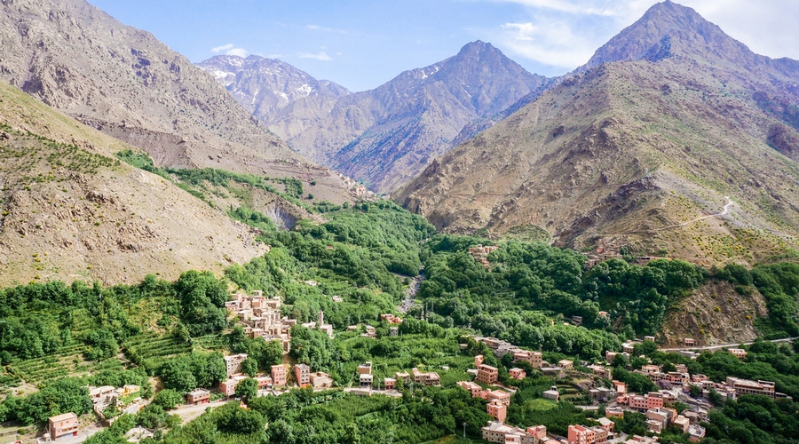 Valley-Ourika