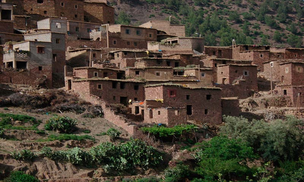 4 days with berber people of the atlas mountains