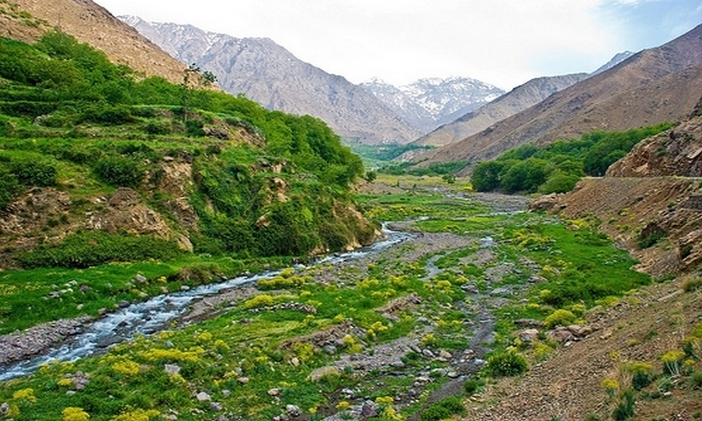 imlil to setti fadma 3 days high atlas mountains trek