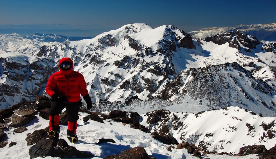 Mgoun Ski Tour