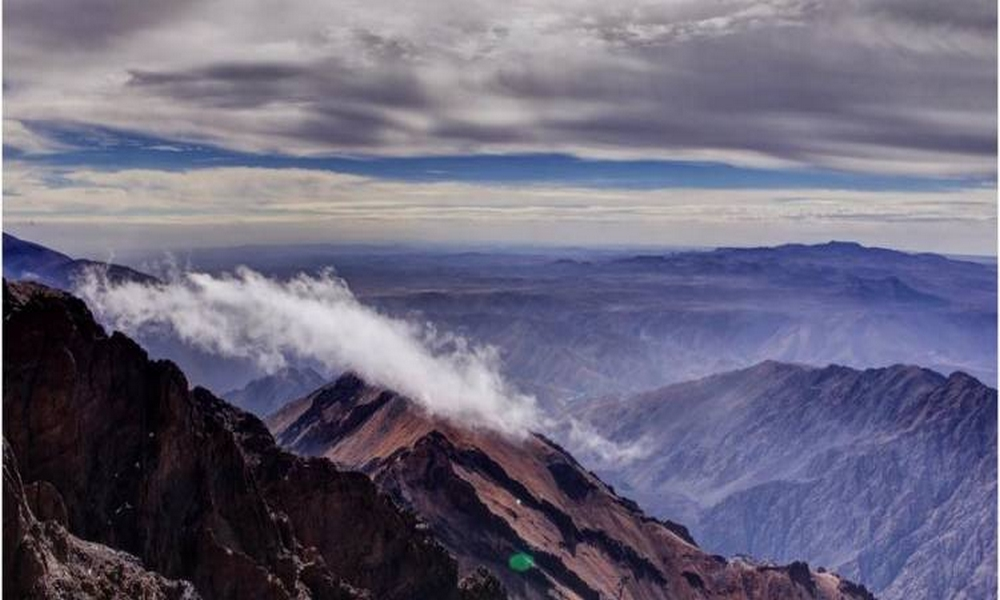 3 days Mt toubkal winter climb trekking from marrakech