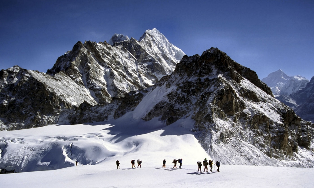 8 days guided ski touring in atlas mountains