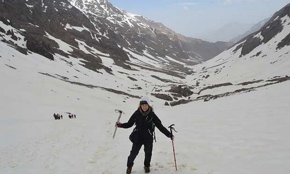 2 days toubkal winter climb from marrakech
