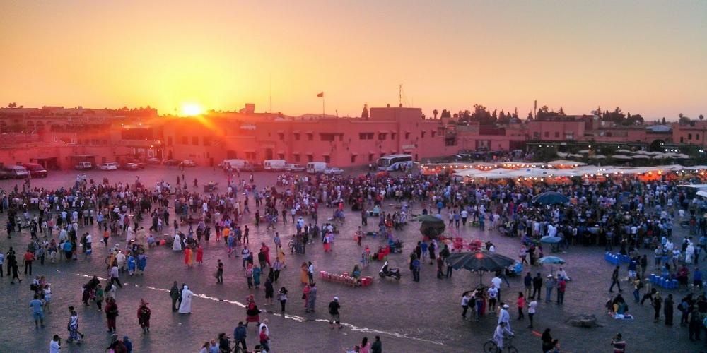 Travel Guide for Marrakech