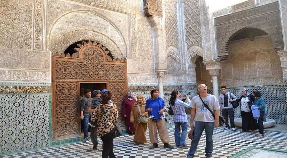 visiting morocco