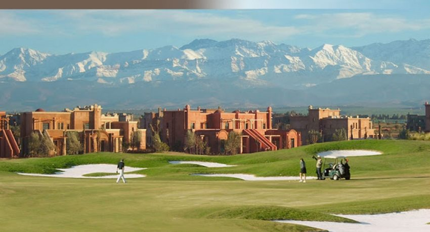 Marrakech Golf Property