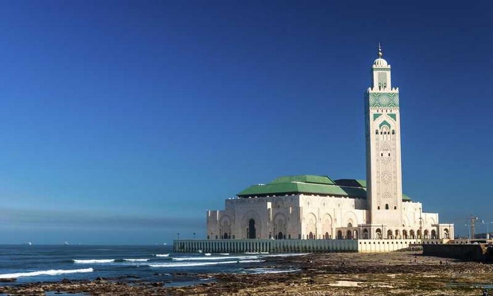 Casablanca Hassan 2 Mosque