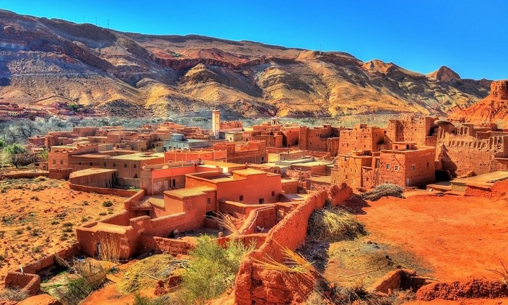 most popular morocco desert sight